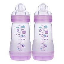MAM Anti-Colic 8 oz Bottles