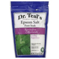 Dr. Teal's Cooling Peppermint Epsom Salt Foot Soak