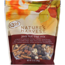 Nature's Harvest Java Nut Trail Mix