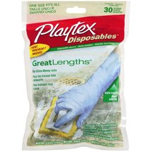 Playtex Great Lengths Disposable Gloves