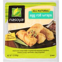 Nasoya Egg Roll Wraps
