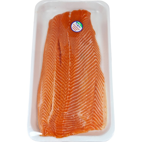Fresh Farmed Steelhead Fillet