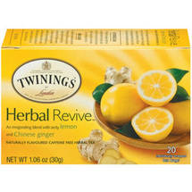 Twinings of London Herbal Revive Herbal Tea Bags