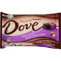 Dove Promises Dark Chocolate Almonds