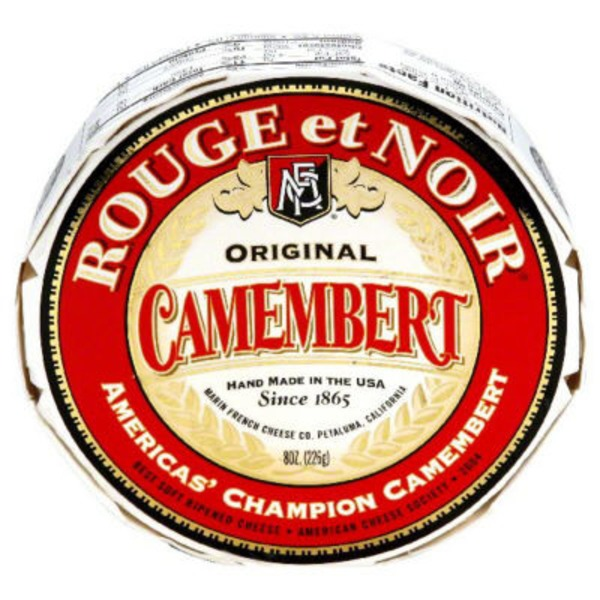 Rouge et Noir Camembert, Original