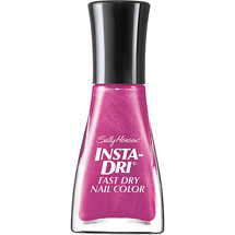 Sally Hansen Insta-Dri Fast Dry Nail Color Pumped Up Pink Pumped Up Pink