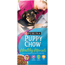 Puppy Chow Healthy Morsels Dog Food