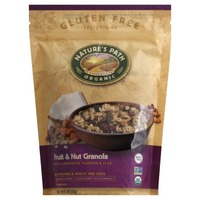 Nature's Path Organic Crunchy Granola Almond Cranberry
