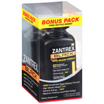 Zantrex Black Dietary Supplement Softgels