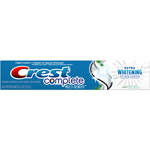 Crest Clean Mint Extra Whitening with Tartar Protection