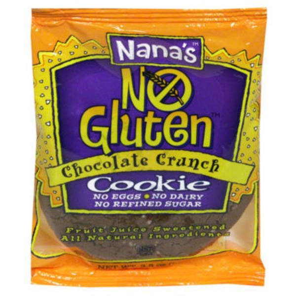 Nana's Chocolate Crunch Cookie