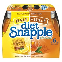 Snapple Diet Half & Half Diet Tea