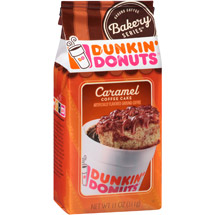 Dunkin Donuts Carmel Coffee Cake Ground Coffee