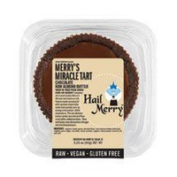 Hail Merry Dairy Free Gluten Free Chocolate Almond Butter Miracle Tart