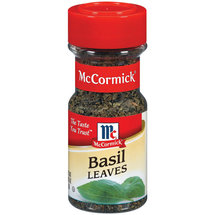 McCormick Whole Basil Leaves
