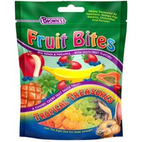Brown's Tropical Treasures Fruit Bites