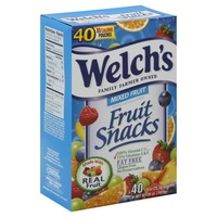 Welch's Fruit Snacks Mixed Fruit Fruit Snacks
