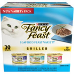 Fancy Feast Seafood 30 ct VP