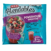 H-E-B Blendables Powerhouse Smoothie