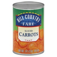 Hill Country Fare Sliced Carrots