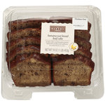 The Bakery At Walmart Banana Nut Bread Loaf Cake