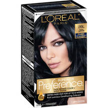 L'Oreal Paris Superior Preference Paris Lumiere Hair Color 2BL Black Sapphire
