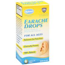 Hylands For All Ages Earache Drops