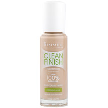 Rimmel Clean Finish Foundation Classic Beige