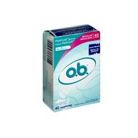 Johnson & Johnson O.B. Regular Tampons