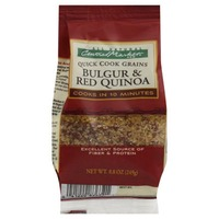 Central Market Quick Cook Bulgar & Red Quinoa