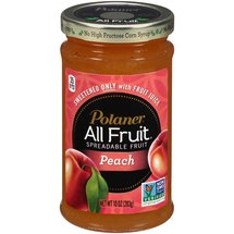 Polaner All Fruit Peach Spreadable Fruit