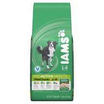 Iams ProActive Health Adult MiniChunks Premium Dog Food 3.