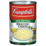 Campbell's Brocoli Cheese Condensed Soup