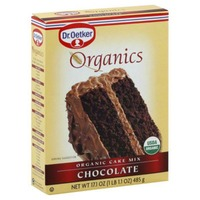European Gourmet Bakery Organics Chocolate Organic Cake Mix