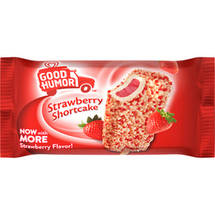 Good Humor Strawberry Shortcake Bar Single Serve Novelty