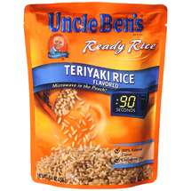 Uncle Ben's Teriyaki Rice Flavored Ready Rice