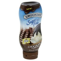 Smucker's Sugar Free Chocolate Flavored Sundae Syrup