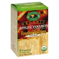 Nature's Path Organic Frosted Granny Apple Pie Toaster Pastries