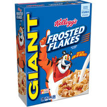 Kellogg's Frosted Flakes Cereal Giant Size