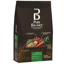 Pure Balance Dog Food Lamb & Brown Rice Recipe