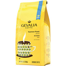 Gevalia Espresso Roast Dark Coffee