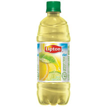Lipton Diet Green Iced Tea With Citrus