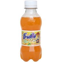 Fruity King Orange Mini Soda