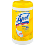 Lysol Disinfectant Wipes Citrus
