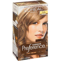 L'Oreal Paris Preference Dark Blonde 7 Haircolor