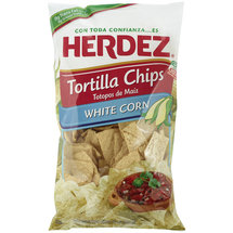 Herdez White Corn Tortilla Chips