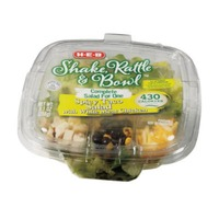 H-E-B Shake Rattle & Bowl Spicy Taco Salad Salad