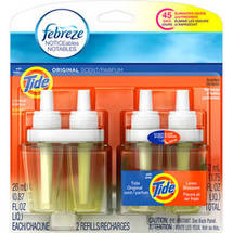 Febreze NOTICEables Original Scent with Tide Dual Scented Oil Refill