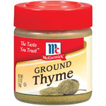 McCormick Specialty Herbs And Spices Ground Thyme