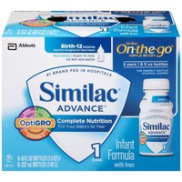 Similac Advance Earlyshield OptiGro On-the-Go with Iron Infant Formula